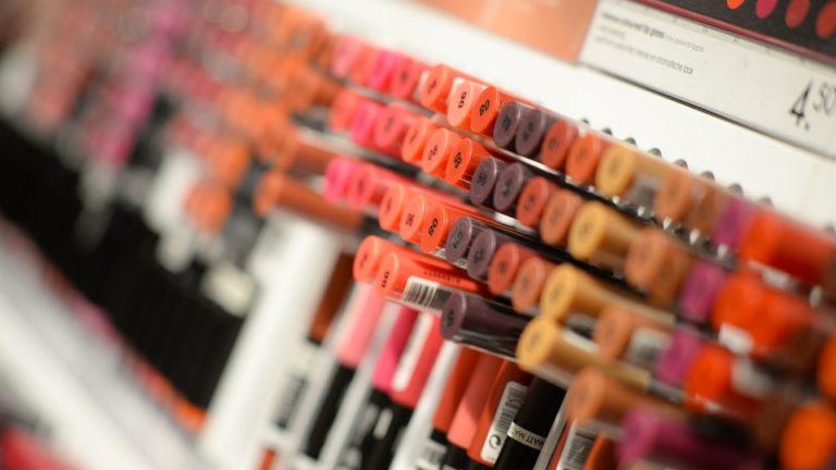 Zamiłowanie do kosmetyków
