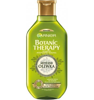 szampon Garnier Botanic Therapy Mityczna Oliwka